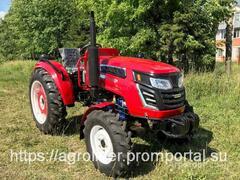 Объявление Мини-трактор Чувашпиллер-404 в Иркутской области