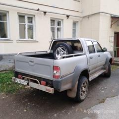 Объявление Автомобиль zx адмирал, пикап, 4wd в Челябинской области