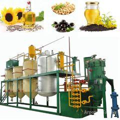 Объявление Оборудование для производства, рафинации и экстракции растительного масла, подсолнечного масла, рапсового, соевого и хлопкового масла в Москве и Московской области