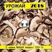 Объявление ПРОДАЮ ОПТОМ Белые сушеные грибы в Москве и Московской области