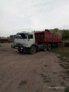 Объявление Зерновоз в Алтайском крае