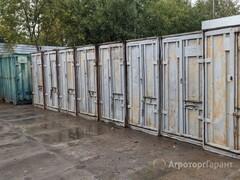 Объявление Купить контейнер 3 тонны бу в СПб в Санкт-Петербурге и области