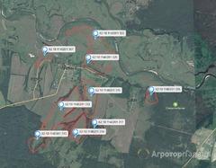 Объявление Земельный массив общей площадью 746,33 Га в Сасовском районе Рязанской области в Рязанской области