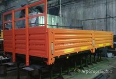 Объявление Бортовая платформа на КАМАЗ в Республике Татарстан
