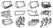 Объявление Изготовление ковшей и навесного оборудования для телескопических погрузчиков: Bobcat, Manitou, Dieci, MST, Haulotte, JCB, New Holland, Merlo в Алтайском крае