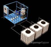 Объявление Автономный автоматический мобильный дозатор СЗР для производства рабочих растворов в Москве и Московской области