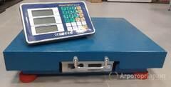 Объявление Товарные весы BLES до 600 кг с Bluetooth в Новосибирской области