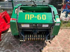 Объявление Пресс-подборщик на минитрактор ПР-60 в Иркутской области