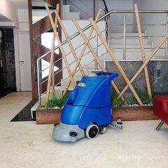 Объявление Поломоечная машина электро CLEANVAC - FJB GROUP LLC в Москве и Московской области