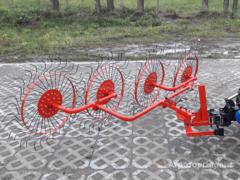 Объявление Грабли-ворошилки 4-х колёсные ВМ-4 в Забайкальском крае