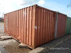 Объявление Купить контейнер 20 футов бу в СПб в Санкт-Петербурге и области