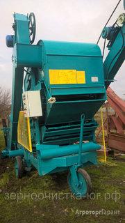 Объявление Зерноочистительная машина ОВС-25 в Ростовской области