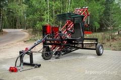 Объявление Комбайн для уборки чеснока двухрядный в Воронежской области