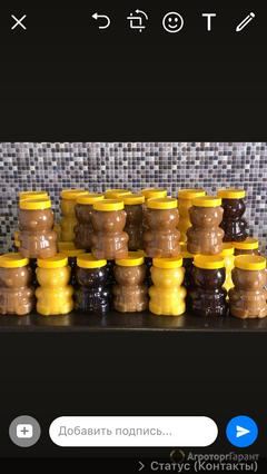 Объявление Продам мед и продукцию пчеловодства в Алтайском крае
