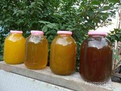 Объявление Свежий мед оптом 700 кг в Брянской области