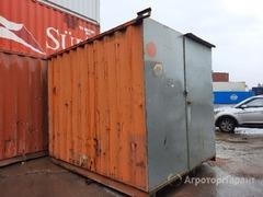 Объявление Купить контейнер 10 футов бу в СПб в Санкт-Петербурге и области