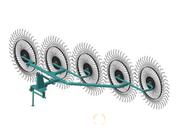 Объявление Грабли ворошилки 3.3м усиленные 5 колес (Россия) в Ростовской области