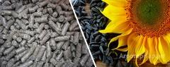 Объявление Шрот (подсолнечный, соевый), жмых (подсолнечный, рапсовый, соевый), отруби пшеничные и соль кормовая. в Краснодарском крае