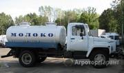 Объявление Услуги  молоковозов в Ставропольском крае