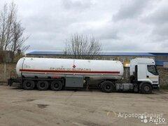 Объявление Емкость (газовоз) передвижная, 38 кубов в Алтайском крае