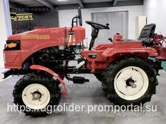 Объявление Мини-трактор Русич Т-12 в Кемеровской области