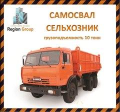 Объявление Сельхозник камаз услуги аренды строительной спецтехники в Ульяновске в Ульяновской области