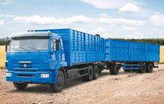 Объявление Требуются зерновозы на длительный срок в Саратовской области