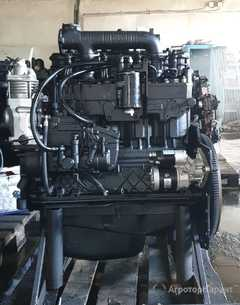 Объявление Двигатель ММЗ Д-245.12С турбо 109 л.с с госрезерва в Алтайском крае