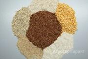 Объявление Крупа гречневая, перловая, ячневая, пшеничная, горох от производителя в Алтайском крае