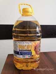 Объявление Масло подсолнечное в Алтайском крае