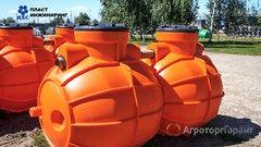 Объявление Септик - система очистки сточных вод. в Санкт-Петербурге и области