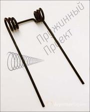 Объявление Зуб (Палец) пружинный ТКБК-16 КАМА-21 в Республике Татарстан