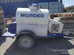 Объявление Молочная бочка 700 л (прицеп 84382L) в Санкт-Петербурге и области