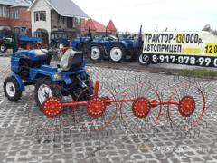 Объявление Грабли-ворошилки ВМ-4 (4 колеса) в Орловской области