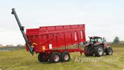 Объявление Самосвальный полуприцеп для трактора в Саратовской области
