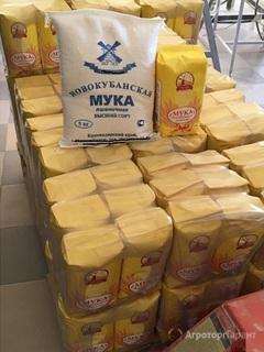Объявление Мука пшеничная цельнозерновая в Краснодарском крае