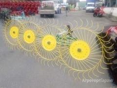 Объявление Грабли-ворошилки 4-ка 2,4м в Иркутской области