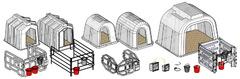 Объявление Пластиковые домики для телят в Тульской области