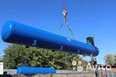 Объявление Газгольдер 11000 литров для автономного отопления в Алтайском крае