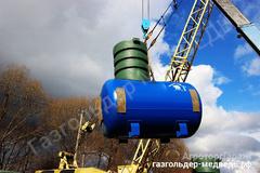 Объявление Газгольдер 2200 л. в Алтайском крае
