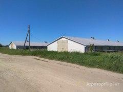 Объявление Продаётся сельхоз комплекс из 8 зданий и 2 309 га в Путятинском районе Рязанской области в Рязанской области