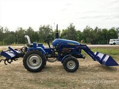 Объявление Погрузчик на ременные мини-трактора в Брянской области