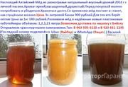 Объявление Алтайский Мёд разнотравье натуральный вкусный урожай 2016 г в Алтайском крае