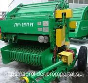 Объявление Пресс-подборщик рулонный ПР-150М в Алтайском крае