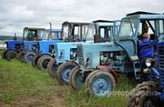 Объявление Требуются трактористы в Алтайском крае