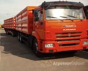 Объявление КАМАЗы зерновозы в Рязанской области