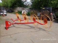 Объявление Грабли-ворошилки 4 колеса в Амурской области