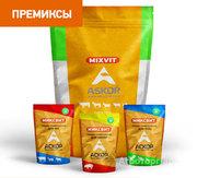 Объявление Премикс Миксвит™ универсальный для птиц (мелкая фасовка 900г) в Москве и Московской области