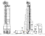 Объявление Зерносушилка одношахтная RIR-30У газ, прямой нагрев в Кировской области
