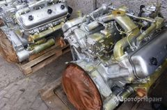 Объявление Двигатель ЯМЗ-236НЕ (турбо) 230 л.с. с гарантией в Алтайском крае